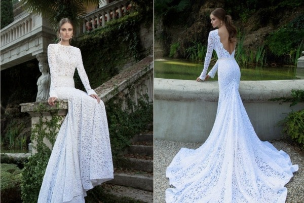 Amazing Long Sleeve Wedding Dresses For Every Bride