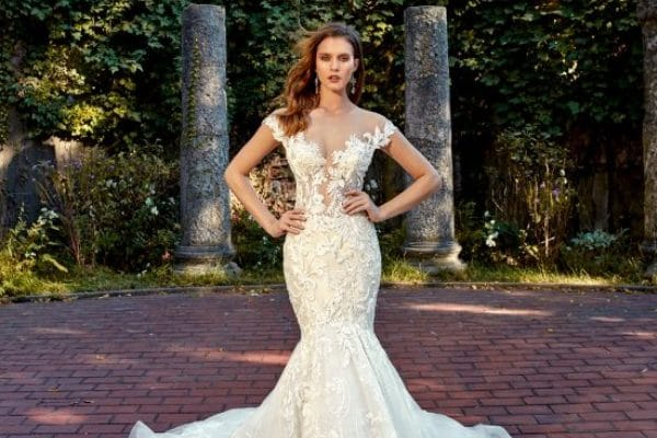 Beautiful Mermaid Wedding Dresses For Your Special Day