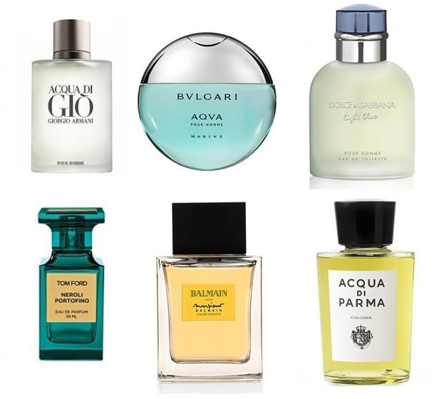 Holiday Basics - Fragrance Wardrobe Essentials
