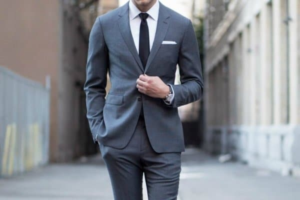 The Definitive Guide To Men's Suit Fit