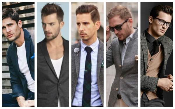How To Wear A Gray Suit - DARKER-CASUAL