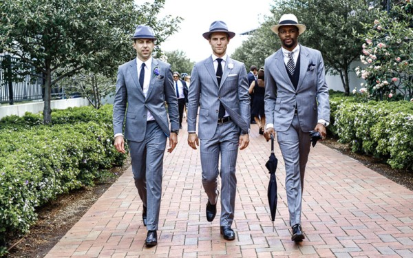 How To Wear A Gray Suit - Formal-Styling-Grey-Suit