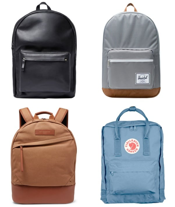Types of Bags - Backpack
