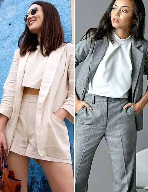 Pantsuits For Short Women