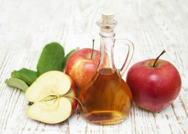 Remove Red Spots On The Skin - Apple Cider Vinegar
