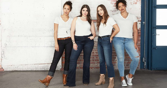 Most Flattering Jeans for Your Body Type