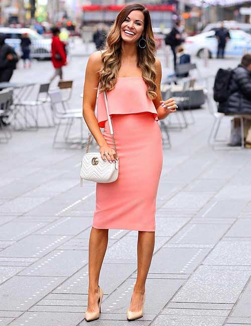 Pastel Colored Dress