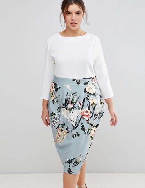 Pencil Skirt Dress