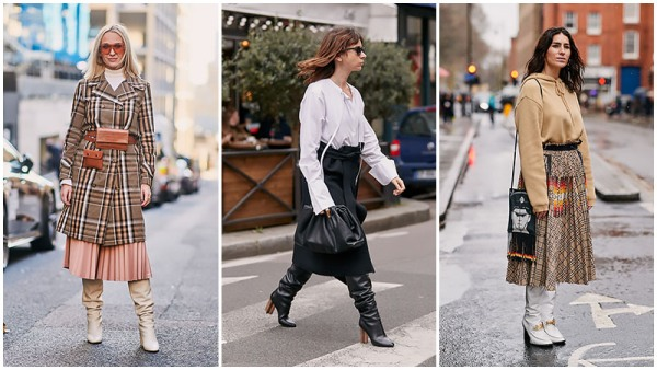 8. With Slouch Boots