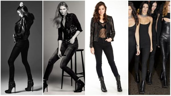 All Black Casual Outfits