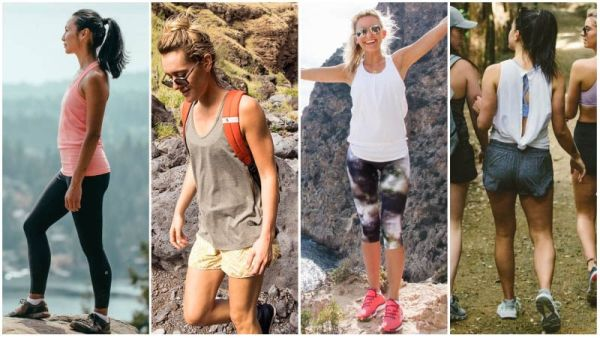 Summer Hiking Outfits