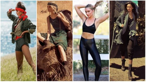 Hiking Date Outfits