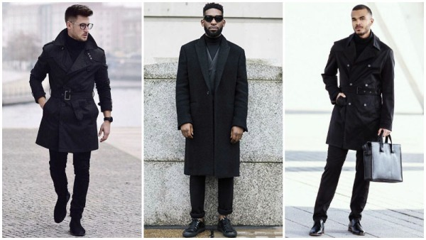All-Black Outfits Business Casual