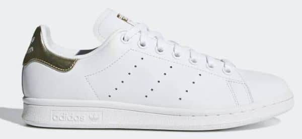 Adidas Women's Stan Smith Leather Trainers