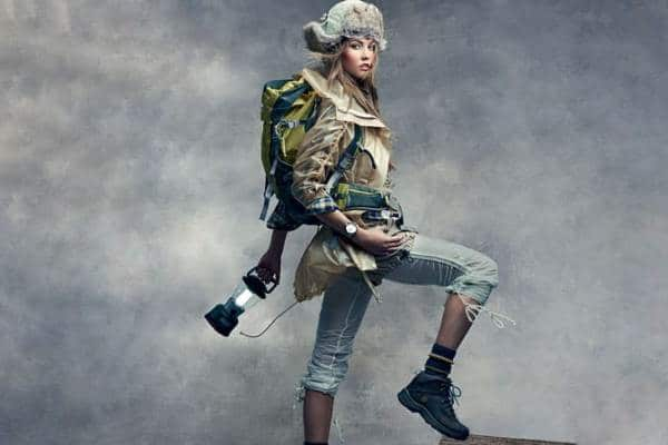 Stylish Hiking Outfit Ideas For Women