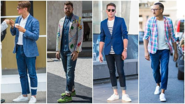 How to Wear a Blazer Casually