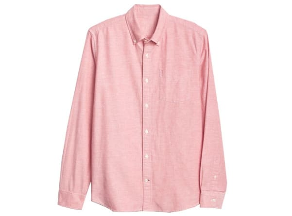 The Best Brands For Oxford Shirts - Gap