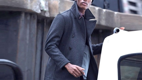 How to Wear a Pea Coat
