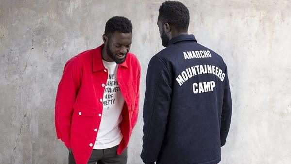 Online Clothing Stores Couverture & The Garbstore