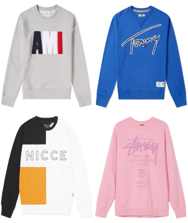 7 Sweatshirt Trends To Wear Today - Big Logos