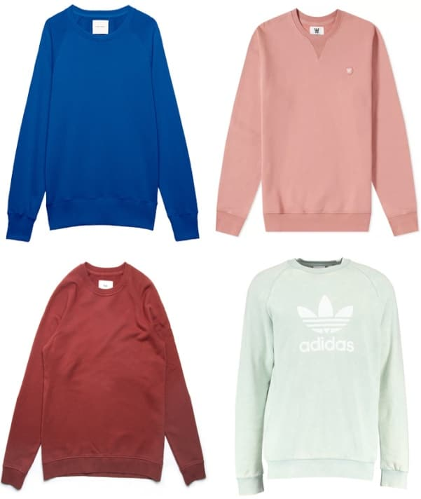 7 Sweatshirt Trends To Wear Today - Colorpop