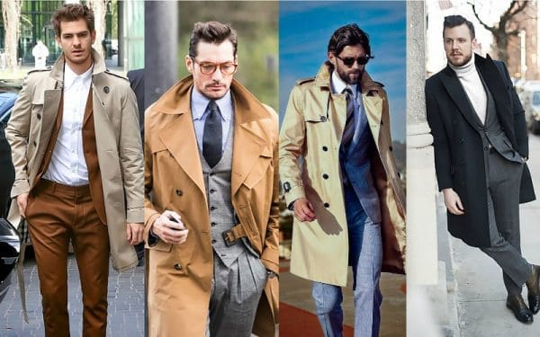 Office Trench Coat