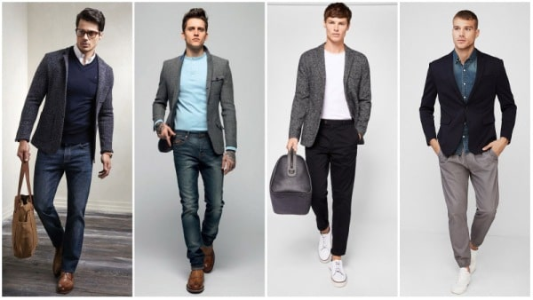 Sports Coat Outfits