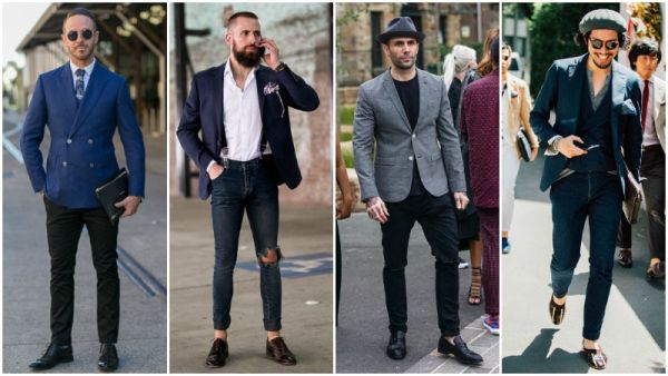 When to Wear Black Jeans - Semi-Formal