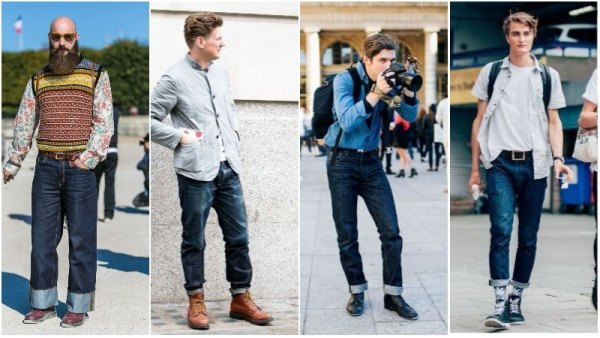 What Shoes to Wear with Raw Denim