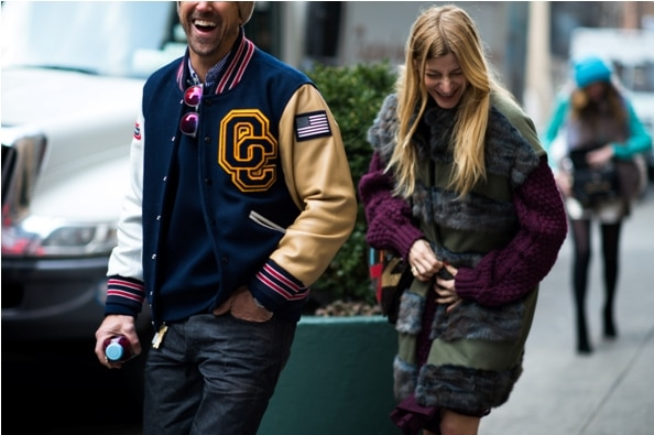 The Best Men's Varsity Jackets And How To Style Them