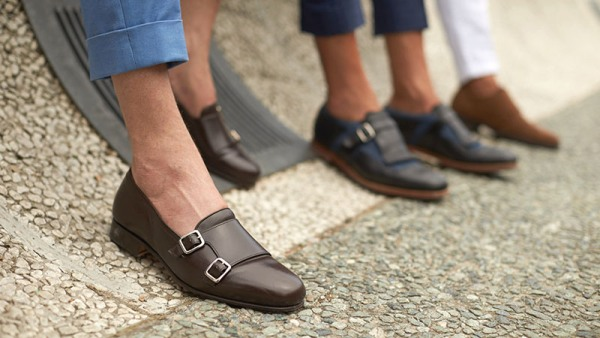 History of Monk Strap Shoes
