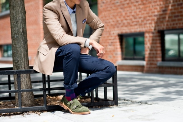 How To Wear Monk Strap Shoes With Style
