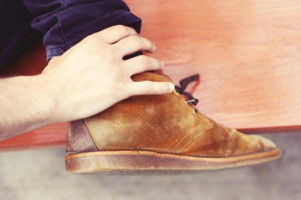 Men's Suede Shoes Complete Guide