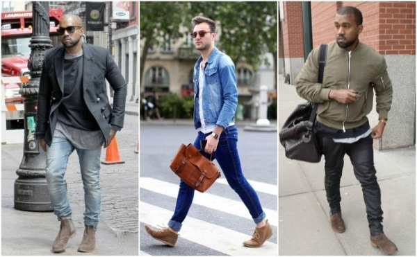 Men's Casual Boots and Shoes