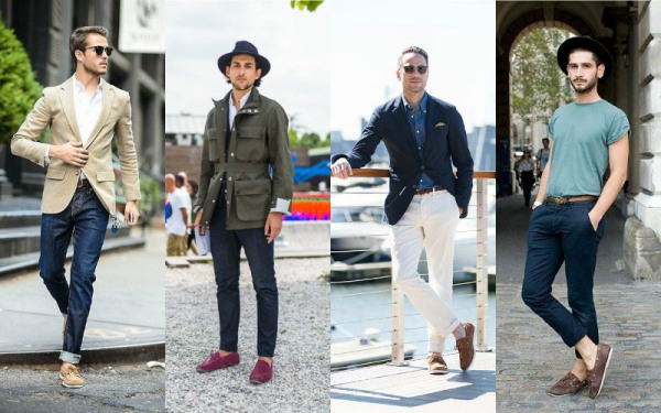 When to Wear Boat Shoes