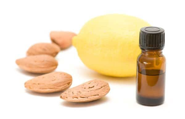 Almond Oil and Lemon Drops