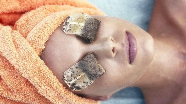 Teabag Treatment for Under Eye Bags