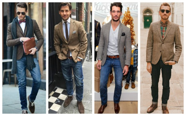 Tweed + Denim Separates Combinations