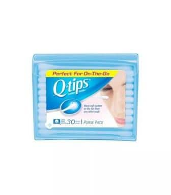 Clean Up With Q-Tips