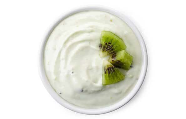 Yogurt And Kiwi Face Pack