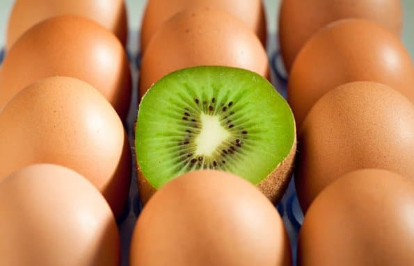 Kiwi And Egg Yolk Pack