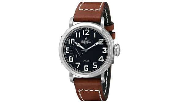 Zenith 031930681.21C Pilot Watch