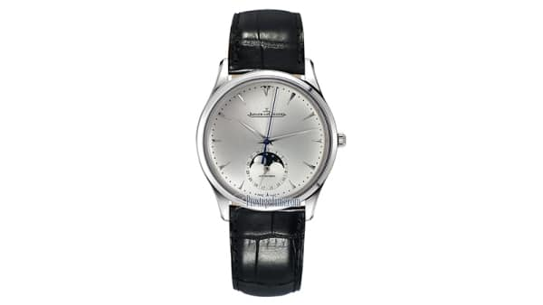 Jaeger-LeCoultre Master Ultra Thin Moon 39mm Stainless Watch