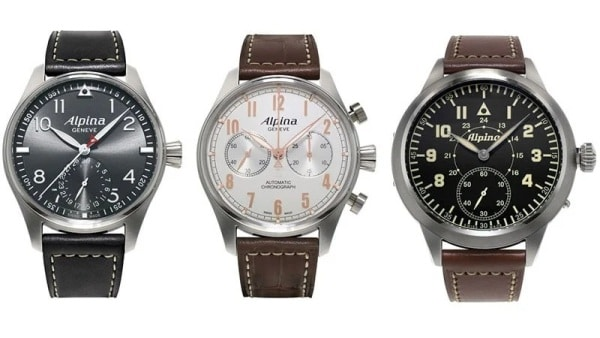 Alpina Affordable Watch Brands