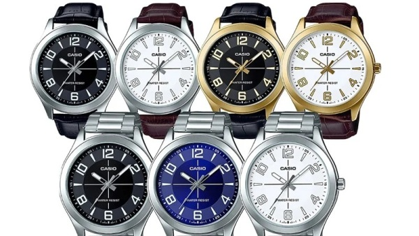 Casio Affordable Watch Brands