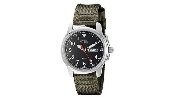 Citizen Eco-Drive Field Watch