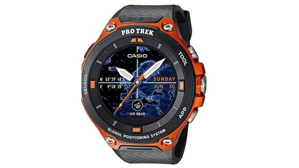 Casio Smart Watch WSD-F20 Protrek Best Hiking Watches