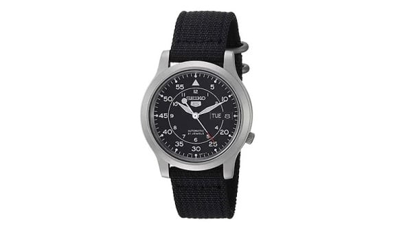 Seiko 5 Automatic Field Watch