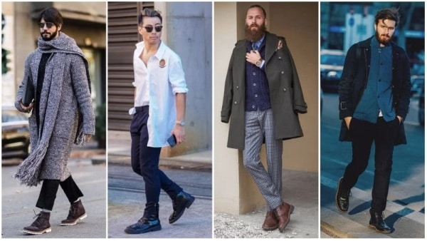 How to Wear Lace-Up Boots