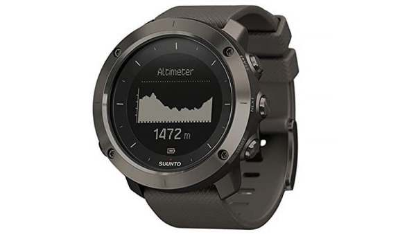 Suunto Traverse Best Hiking Watches